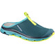 Salomon RX Slide 3.0 Shoes Women Deep Lagoon/Blue Bird/Safety Yellow